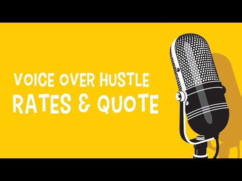 Voice Over Actor Cost, Prices, Rates & Fees | Find Voice Over Talent
