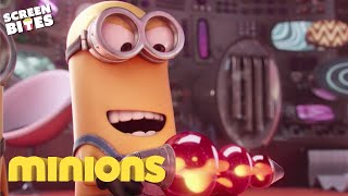 "Minions | ""Here For Gear"""