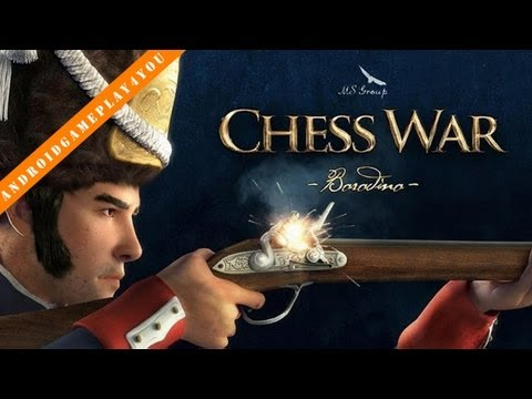 Chess War Android Game Gameplay [Game For Kids]