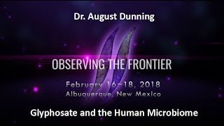 Glyphosate and the Human Microbiome