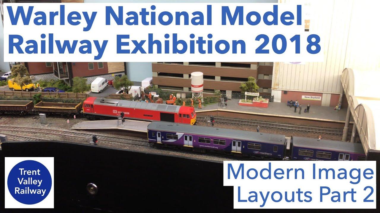 warley national model railway exhibition 2018 modern image layoutswarley national model railway exhibition 2018 modern image layouts part 2