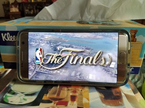 How To Watch NBA Finals LIVE Online Free On Android! [Warriors Vs. Cavaliers]