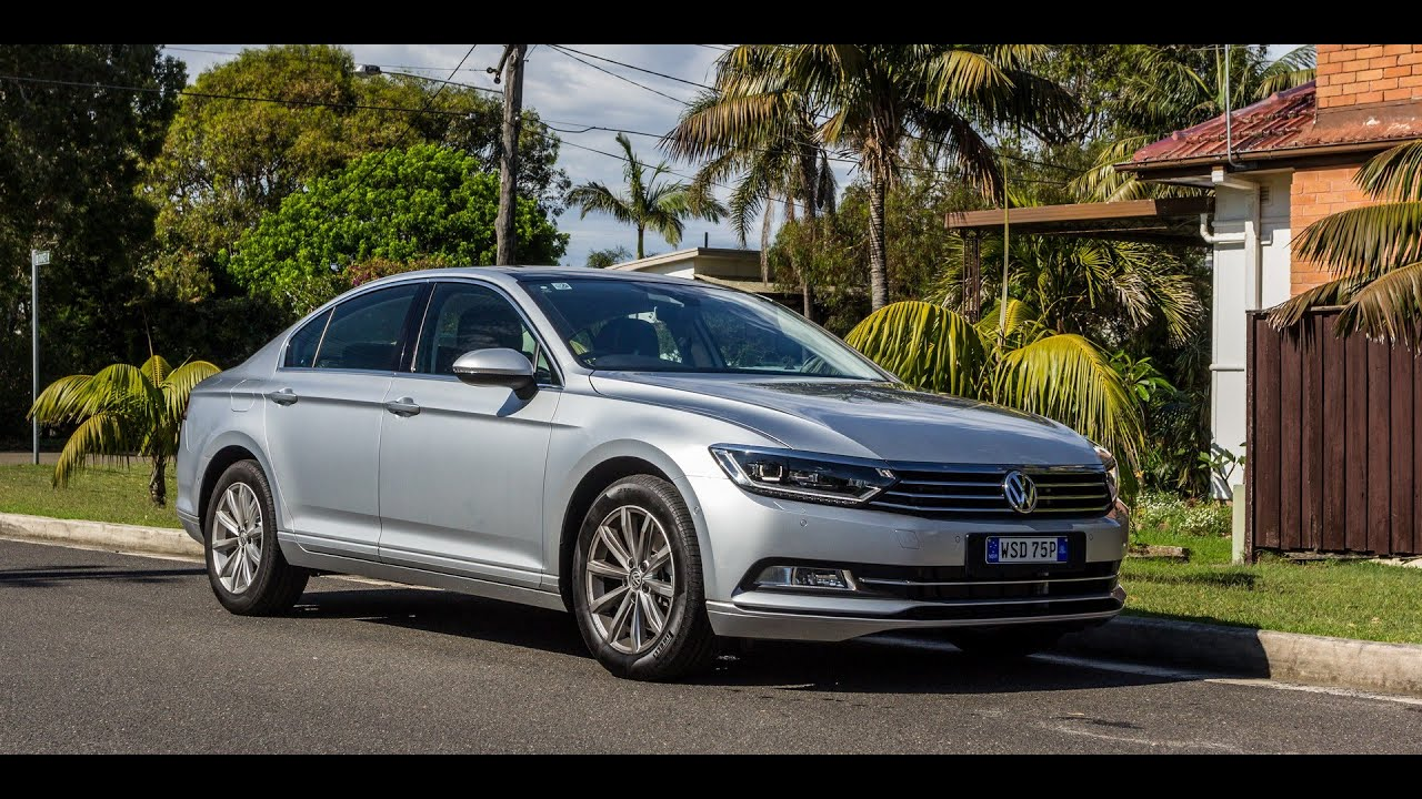 Passat 132tsi review