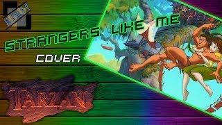Strangers like me - Cover (Disney