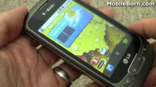 LG Optimus T / Optimus One (T-Mobile) tour - part 2 of 2