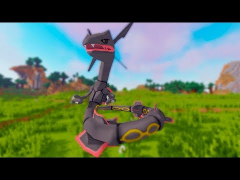 Minecraft: RAYQUAZA SHINNY ! - POKEMON GENERATIONS ‹ LOKI ›