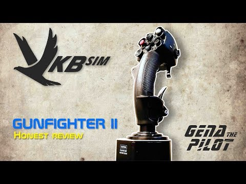 Честный обзор джойстика VKB Gunfighter II MCG PRO