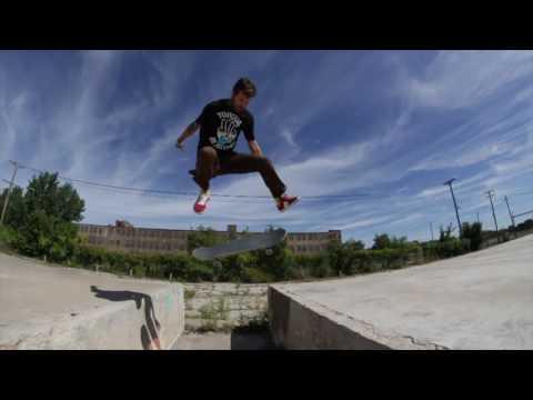 Scotty Brooke - CHARACTERIZED - MIDWEST SKATEBOARDING