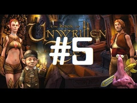 Let's Play - The Book of Unwritten Tales (1080p) - Part 5
