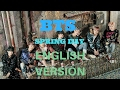 BTS Spring Day English Version Acoustic Cover
