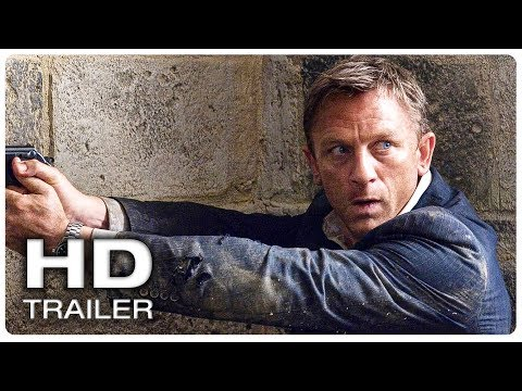 Play JAMES BOND 007 NO TIME TO DIE Trailer Teaser #2 Official (NEW 2020) Daniel Craig Action Movie HD