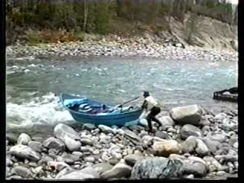 Lavro Drift Boat Video For River Fishing And Flyfishing Boats