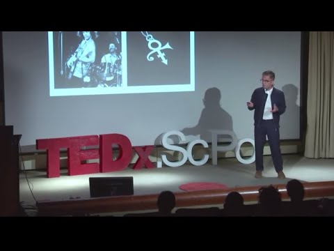 The art of (re)branding    Yorgo Tloupas   TEDxSciencesPo