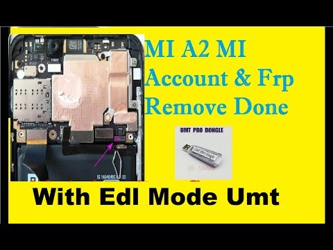 how-to-xiaomi-mi-a2-account-remove-and-pattern-unlock-umt-dongle-100%