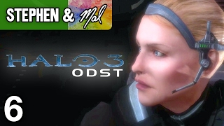 """Halo 3: ODST #6 - """"Finally The Mission Where You Play As Rookie"""""""