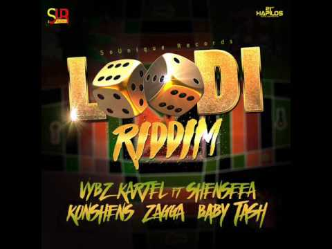 Loodi Riddim Mix (Full)Feat. Vybz Kartel,Konshens & More..(So Unique Records) (October 2016)