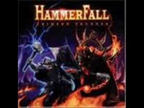HammerFall - Riders of The Storm  (with Lyrics)