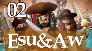 LEGO Piraci z Karaibów (Esu&Aw #02) - La Tortuga!