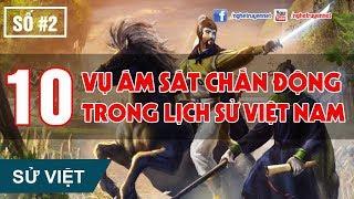 10 vụ ám sát chấn động lịch sử Việt Nam qua các triều đại   Sử Việt