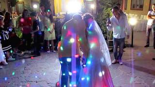 Танец зятя и тещи, мамы и сына и свадебный торт 2018 Запорожье ведущая тамада Мария