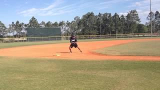 Me Playing 3rd Base