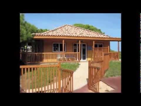 Casa de madera interior youtube - Youtube casas de madera ...