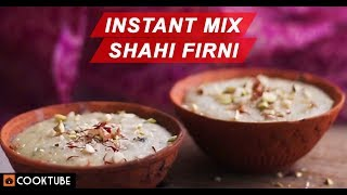 Make Firni Instantly With This Amazing 15 Minute Recipe | Phirni Recipe
