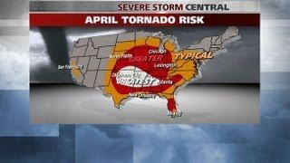 Has Tornado Alley Moved?
