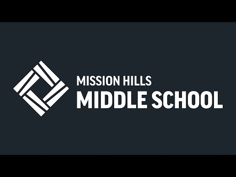 Mission Hills Middle School Ministry Promo