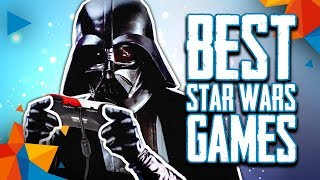 Top 10 Best Star Wars Games (as of 2018)