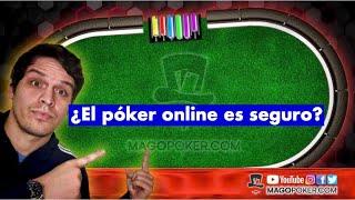 "El póker ""online"" es seguro?"