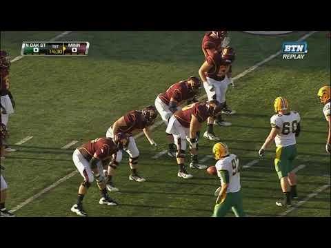 NDSU vs  Minnesota Football 2011