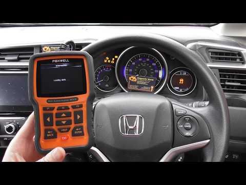 Honda Check Engine Light Diagnose & Reset P0351 NT510 NT520