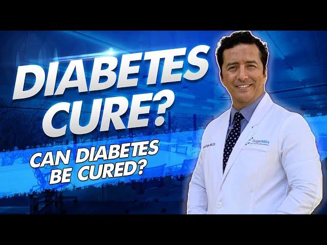 Diabetes Be Cured?? Here is How! SugarMD