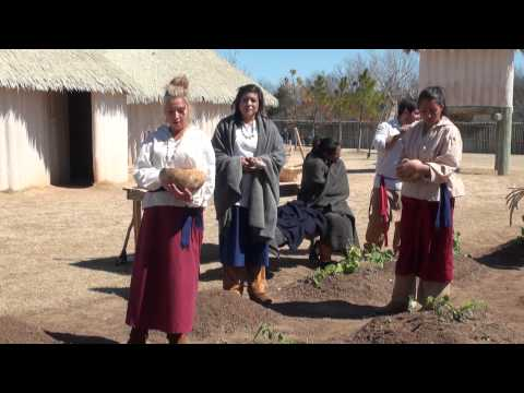 Chickasaw Nation: The Story of the Three Sisters