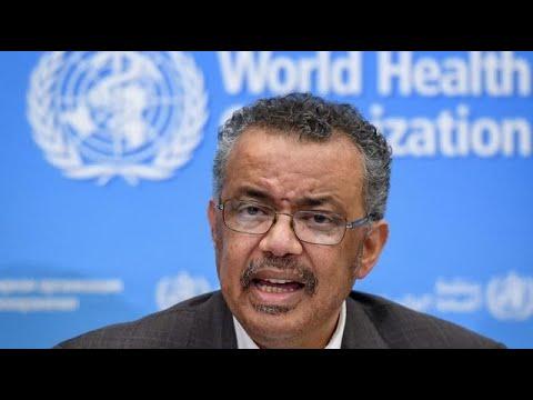 WHO Declares Coronavirus Outbreak an International Emergency