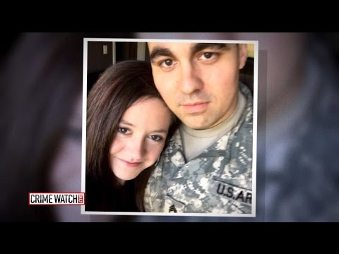 New Security Footage in Search For 'Armed and Dangerous' Fugitive Army Recruiter - Crime Watch Daily