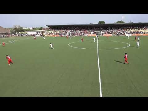 WAFA 1-1 Asante Kotoko - 2017/18 Ghana premier league highights