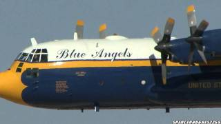 2011 NAF El Centro Air Show - Blue Angels