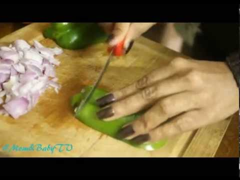 Quick Easy Indian Pizza Paratha