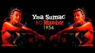 """Yma Sumac """" BO MAMBO """" 1954 Classic Song"""