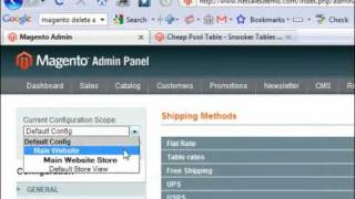 How To Set Up Shipping In Magento Ecommerce