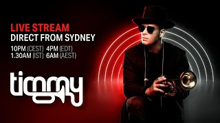 Timmy Trumpet - LIVE from Sydney | July 10, 2020