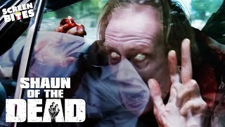 Philip Turns Into A Zombie | Shaun Of The Dead | SceneScreen