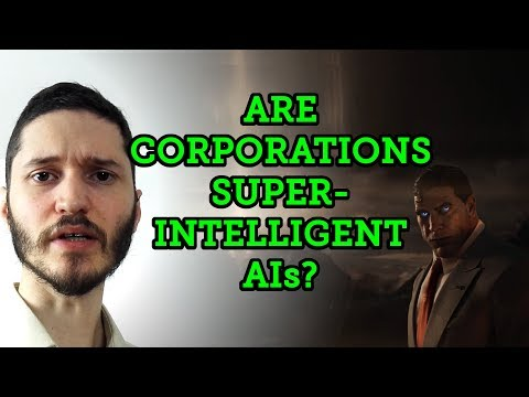 Why Not Just: Think of AGI Like a Corporation?