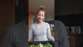 Loaded Veges (Quick and Easy Keto Meal)