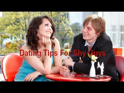 comments dating tips for shy guys