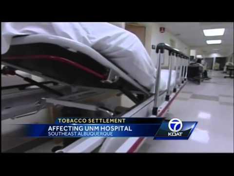 Tobacco Settlement Payments Decreasing