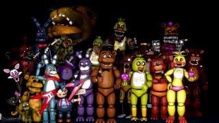 Скачать FNAF 5 ночей с Фредди Эволюция Five Nights At Freddy S