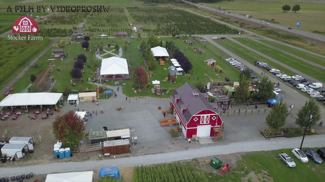 Stocker Farms - Corn Maze   Dir. by @VideoProsNW